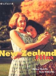 Cover of: New Zealand film, 1912-1995 by Martin, Helen.