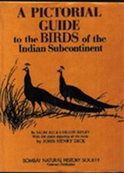Cover of: A pictorial guide to the birds of the Indian subcontinent | Sálim Ali