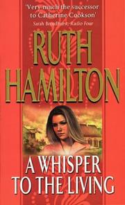 Cover of: Whisper to the Living by Ruth Hamilton