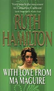 Cover of: With Love from Ma Maguire | Ruth Hamilton