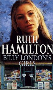 Cover of: Billy London's Girls | Ruth Hamilton