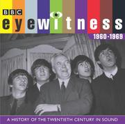 Cover of: Eyewitness 1960-1969 | Tim Pigott-Smith
