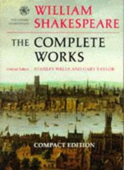 Cover of: The complete works by William Shakespeare