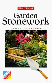 Cover of: Practical Garden Stonework (Foulsham Know How Series) | Geoff Hamilton