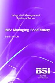 Cover of: IMS by Helen Hinch