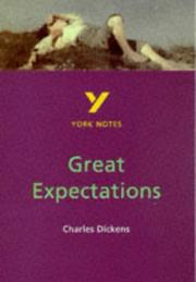 "Cover of: York Notes on Charles Dickens' ""Great Expectations"" 