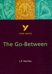 "Cover of: York Notes on L.P.Hartley's ""Go-between"" 