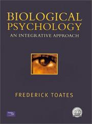 Cover of: Biological Psychology by Fred Toates