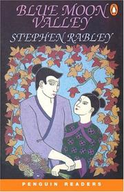 Cover of: Blue Moon Valley by Stephen Rabley