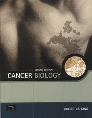 Cover of: Cancer Biology | Roger J King