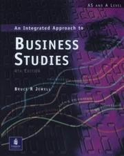 Cover of: An integrated approach to business studies by Bruce R. Jewell