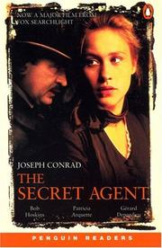 Cover of: The Secret Agent | CONRAD