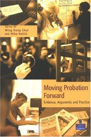 Cover of: Probation by Wing Hong Chui