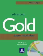 Cover of: Cae Gold (CAE) by Richard Acklam
