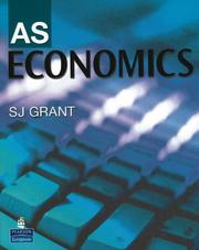 Cover of: AS Economics by S.J. Grant