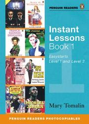 Cover of: Easy Level 1 and 2 by M. Tomalin