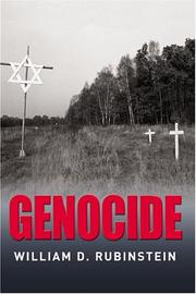 Cover of: Genocide | William D Rubinstein