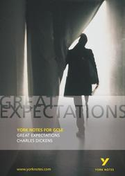 "Cover of: York Notes on ""Great Expectations"" 
