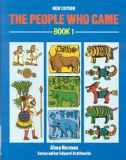 Cover of: The People Who Came | Alma P. Norman