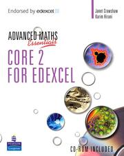 Cover of: Core 2 for Edexcel | J Crawshaw