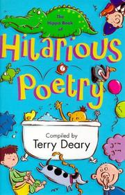 Cover of: The Book of Hilarious Poetry (Hippo) by Terry Deary