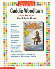 Cover of: Literature Guide | Carol Ryrie Brink