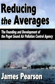 Cover of: Reducing the averages | Pearson, James