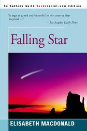 Cover of: Falling Star by Elisabeth MacDonald