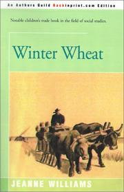 Cover of: Winter Wheat by Jeanne Williams