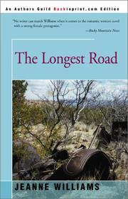 Cover of: The Longest Road | Jeanne Williams