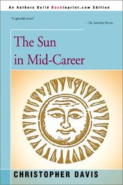 Cover of: The Sun in Mid-Career | Christopher Davis