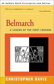Cover of: Belmarch | Christopher Davis