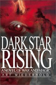 Cover of: Dark Star Rising | Arthur Wiederhold