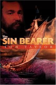 Cover of: The Sin Bearer | Tom Taylor