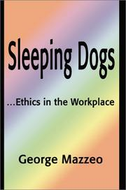 Cover of: Sleeping Dogs by George Mazzeo