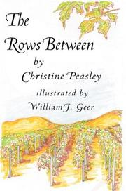 Cover of: The Rows Between by Christine Peasley
