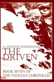 Cover of: The Driven | Arthur Wiederhold