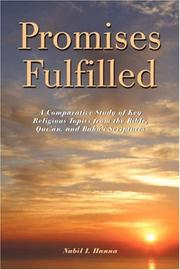 Cover of: Promises Fulfilled by Nabil I. Hanna