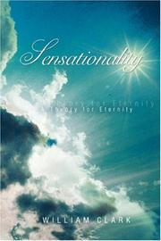 Cover of: Sensationality | William Clark