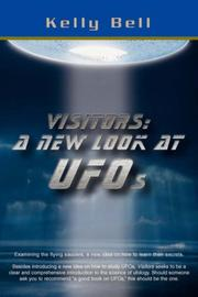 Cover of: Visitors | Kelly D Bell
