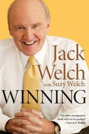 Cover of: Winning by Jack Welch