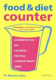 Cover of: Food & Diet Counter | Wynnie, Dr Chan