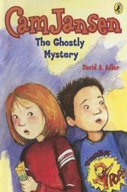 Cover of: The Ghostly Mystery by David A. Adler
