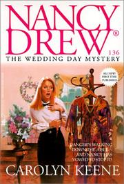 Cover of: The Wedding Day Mystery by Carolyn Keene