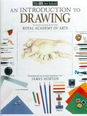 Cover of: An Introduction to Drawing by James Horton