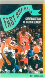 Cover of: Fast Break by Mel Cebulesh