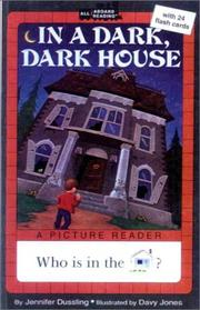 Cover of: In a Dark, Dark House | Jennifer Dussling