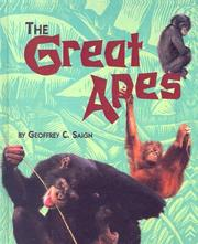 Cover of: Great Apes (First Books--Animals) | Geoffrey Saign