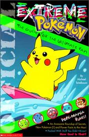 Cover of: Extreme Pokemon | Michael Teitelbaum