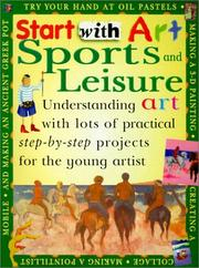Cover of: Sports and Leisure (Start with Art) | Sue Lacey